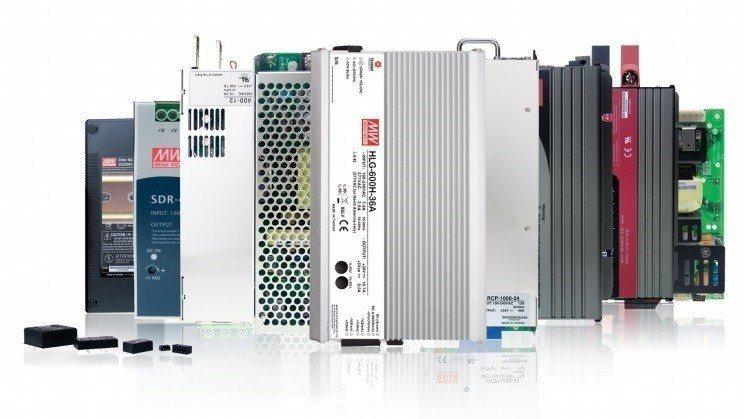 明緯的電源供應器多達9,500種,應用於六大產業,行銷全球。 明緯/提供