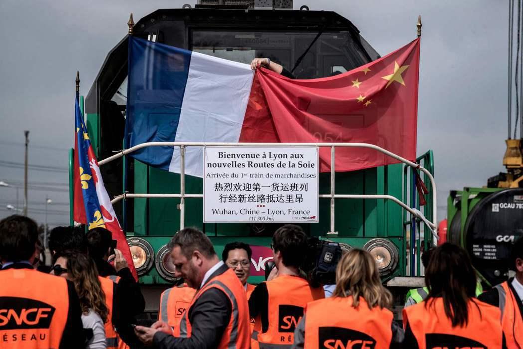 2016年,中法的絲路貨運鐵路正式開通,響應中國的「一帶一路」政策。但近年來法國...