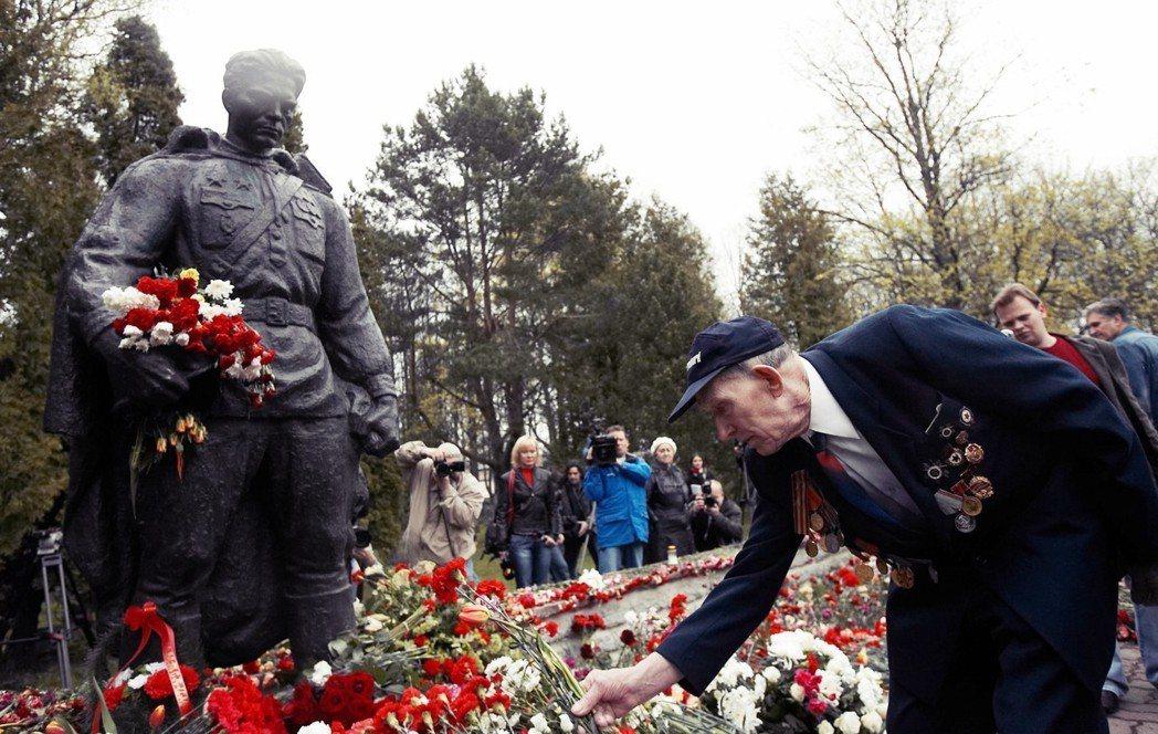為什麼許多人還是會認為「俄羅斯人不願學習愛沙尼亞文」呢?圖為愛沙尼亞首都塔林,曾...