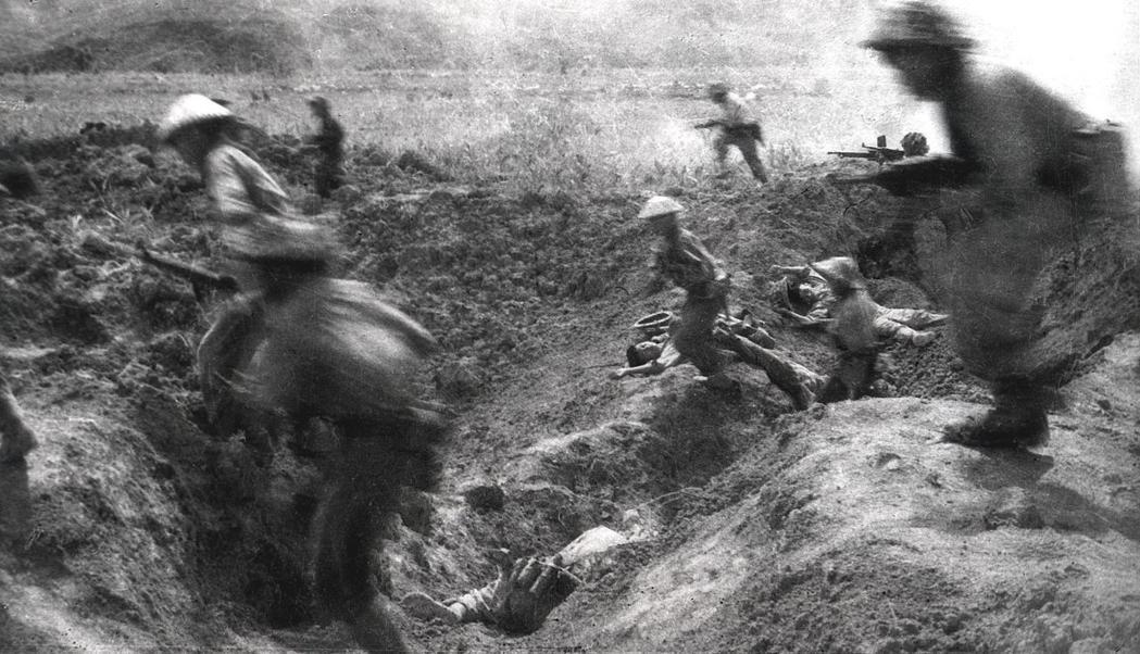 對於胡志明與越盟而言,法國大革命的精神深入人心,但法國對越南的殖民,卻是不公不義...