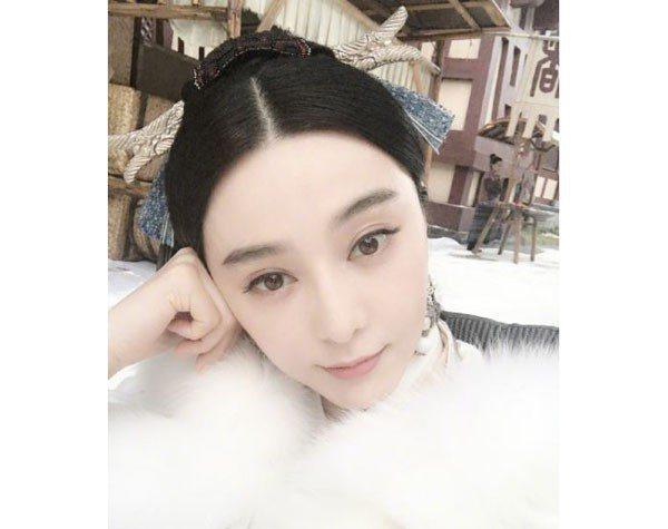 圖/范冰冰微博,Beauty美人圈提供