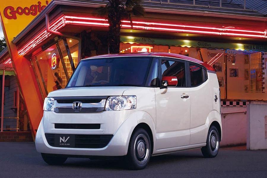 Honda N-Box改款上市 銷售數字驚人