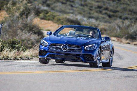 全新Mercedes-Benz SL計劃2021年現身