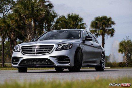 Renntech推出Mercedes S560升級套件