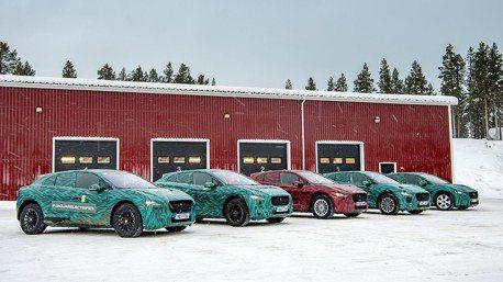 (影音) Jaguar I-Pace只要45分鐘就能補充80%電力