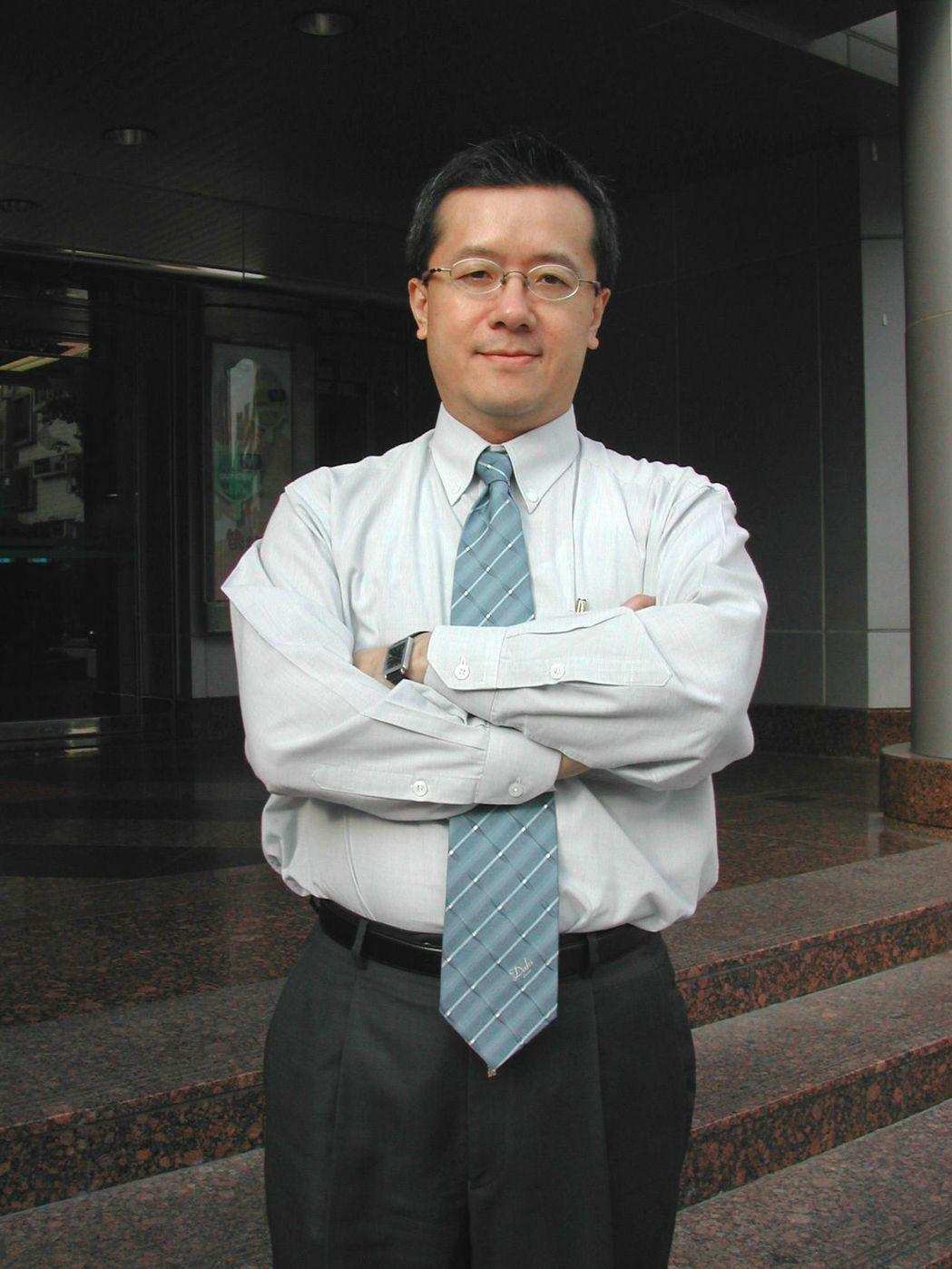 八大執行副總潘祖蔭3月1日將赴中天報到。圖/聯合報系資料照