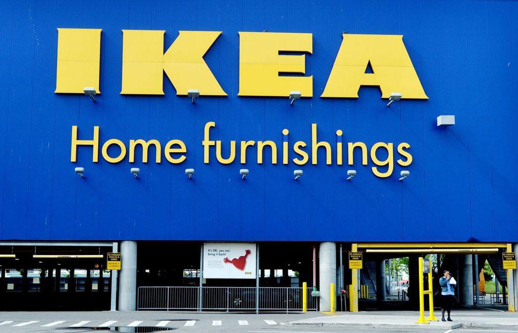 宜家家居(IKEA)。(圖/歐新社)
