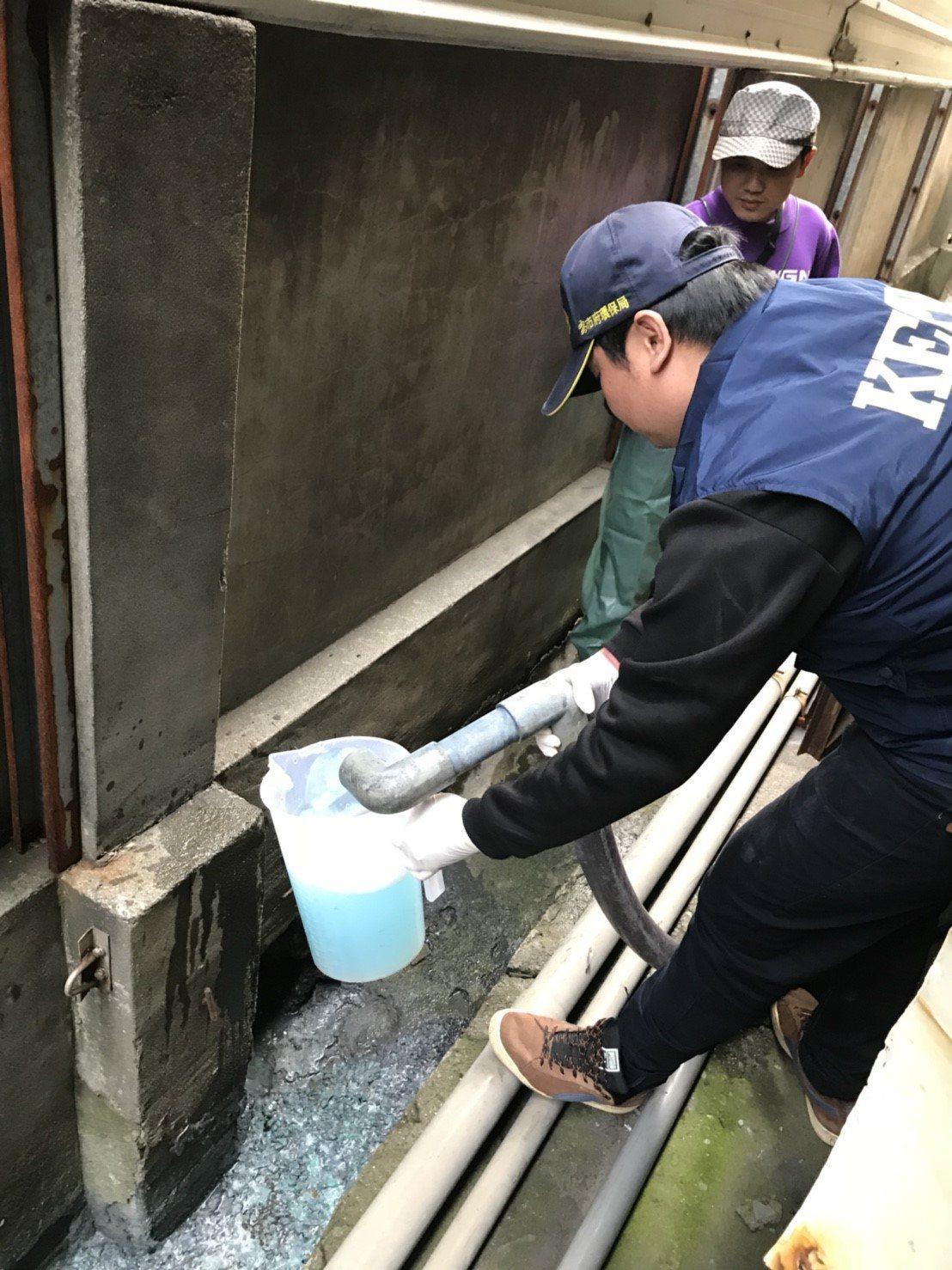 高雄華懿科技繞流偷排廢水 恐遭罰百萬