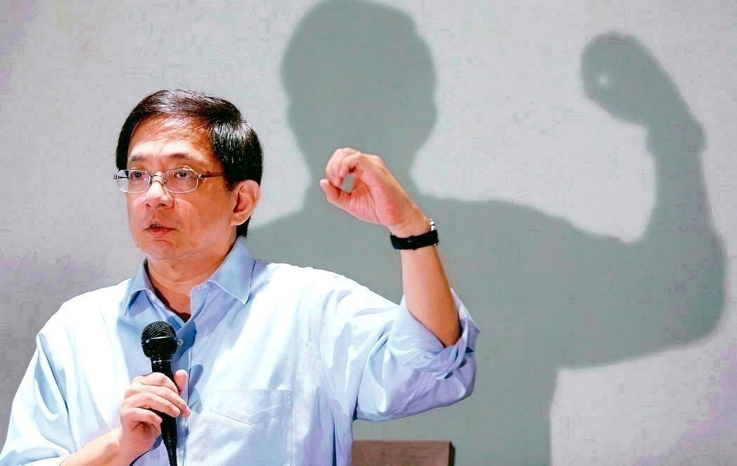 台大準校長管中閔。 圖/聯合報系資料照片
