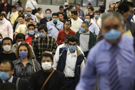 今年恰為1918年「西班牙流感」發生第100周年。 路透社