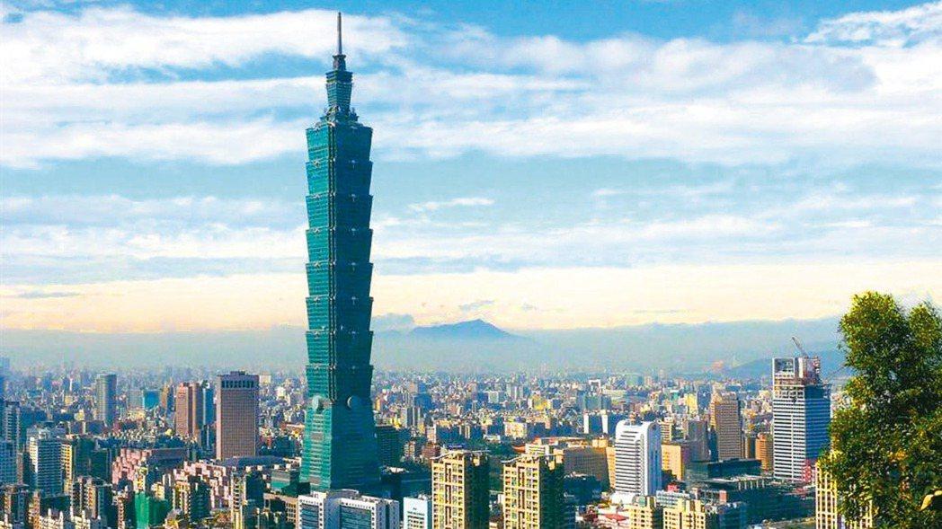 日本伊藤忠商社將成為台北101的股東。 報系資料照
