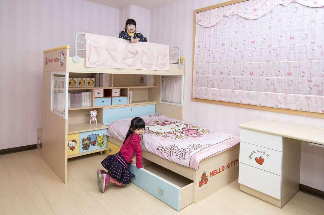Hello Kitty好朋友系列:Hello Kitty與Mimmy及動物好朋友...