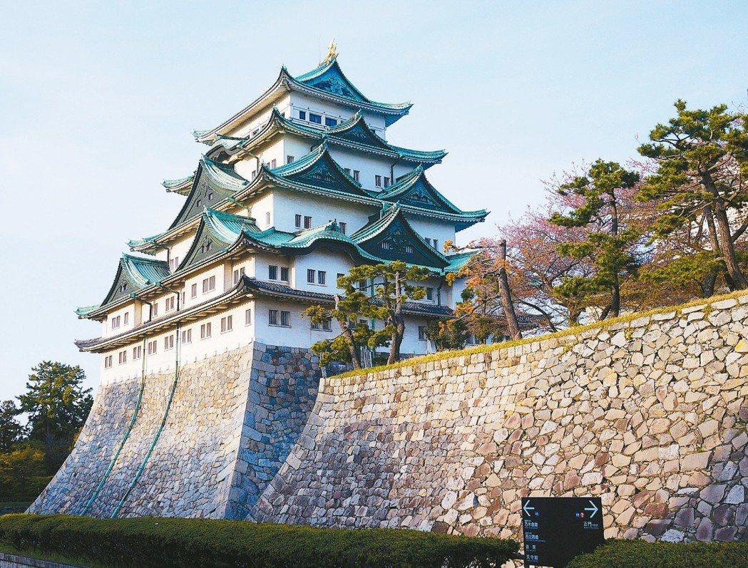 生肖屬蛇的開運旅遊地可考慮到日本名古屋城。 圖/聯合報系資料照片