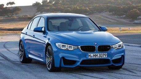 新一代BMW M3 紐伯林首次抓包