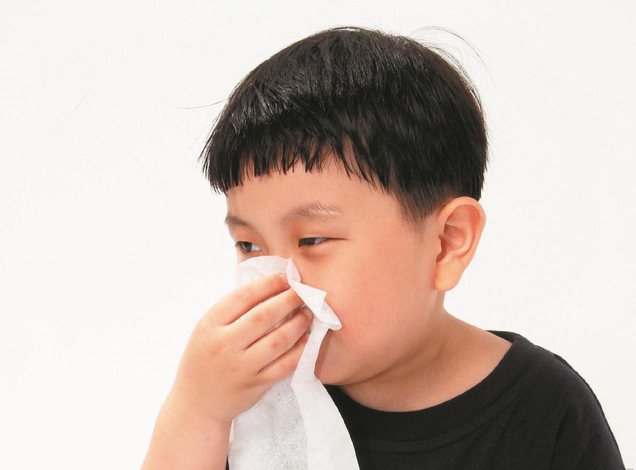 學童過敏性鼻炎盛行率30年暴增約10倍。圖為示意圖。本報資料照