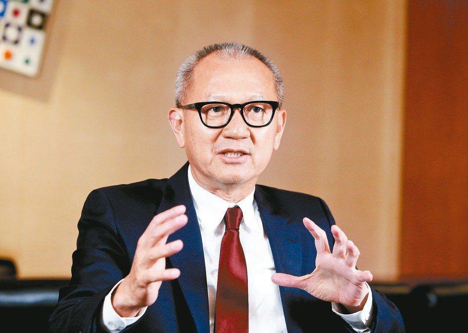 國巨董事長陳泰銘表示,國巨在晶片電阻產能世界第一,MLCC產能全球第3,中國大陸...