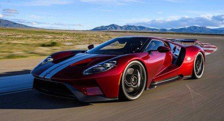 Ford GT不玩賽道單圈遊戲了 研發新車比較實際