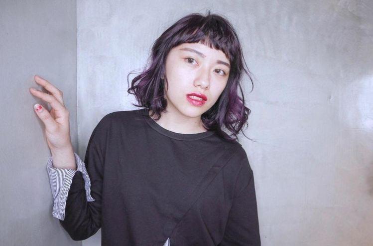 髮型創作/Daimei 岱眉 。圖/HairMap美髮地圖提供