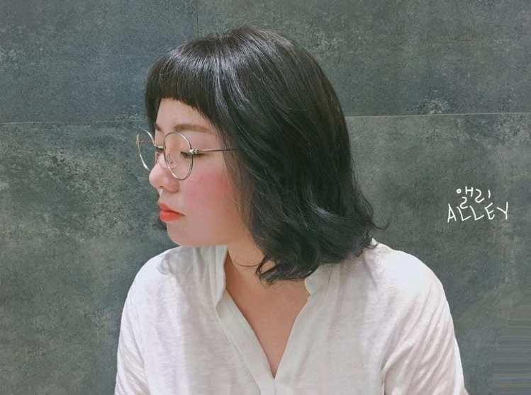 髮型創作/Alley 艾莉兒 。圖/HairMap美髮地圖提供