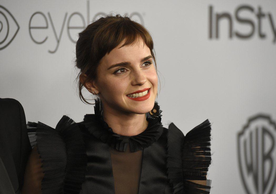 英國女星艾瑪華森等多位女星本月出席英國影藝學院電影獎時,擬將穿著一身黑禮服,以表