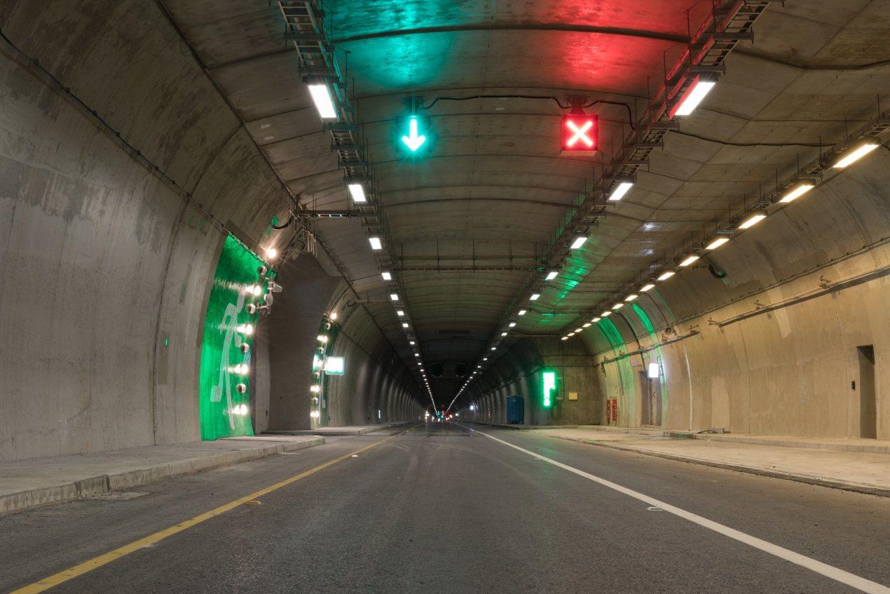 蘇花改蘇澳東澳路段本月5日下午4點通車。圖/公路總局提供