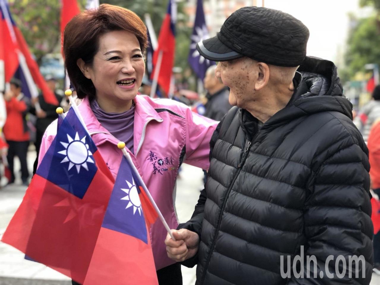 國民黨籍嘉義市議長蕭淑麗今天在議會宣布退黨,她感嘆,國民黨的世代交替只是口號,卻...