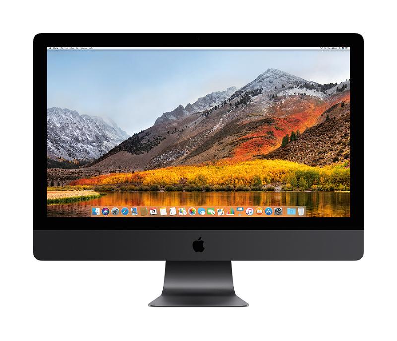 德誼數位宣布即日起正式開放預訂性能最強的桌上型電腦iMac Pro。圖/德誼數位...