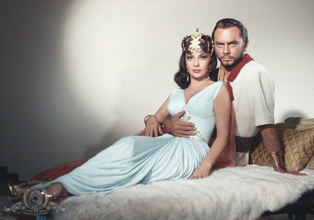 珍娜露露布莉姬妲和尤勃連納合演的「所羅門王」在台數度重映。圖/摘自imdb