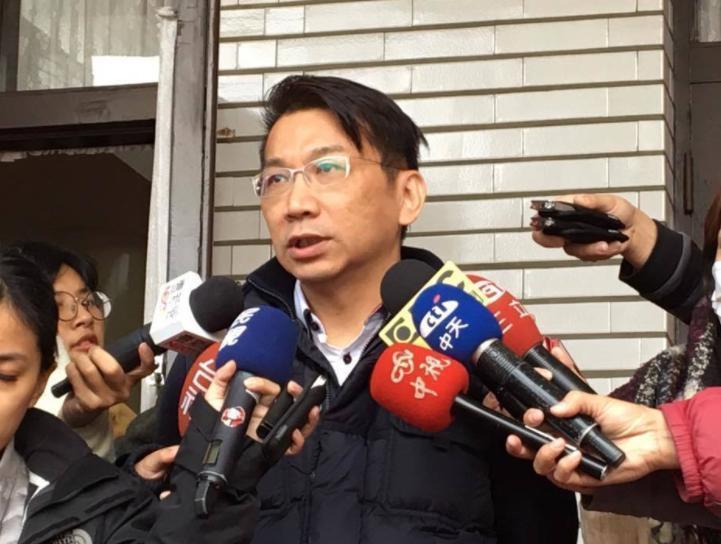 時代力量黨團總召徐永明。圖/聯合報系資料照