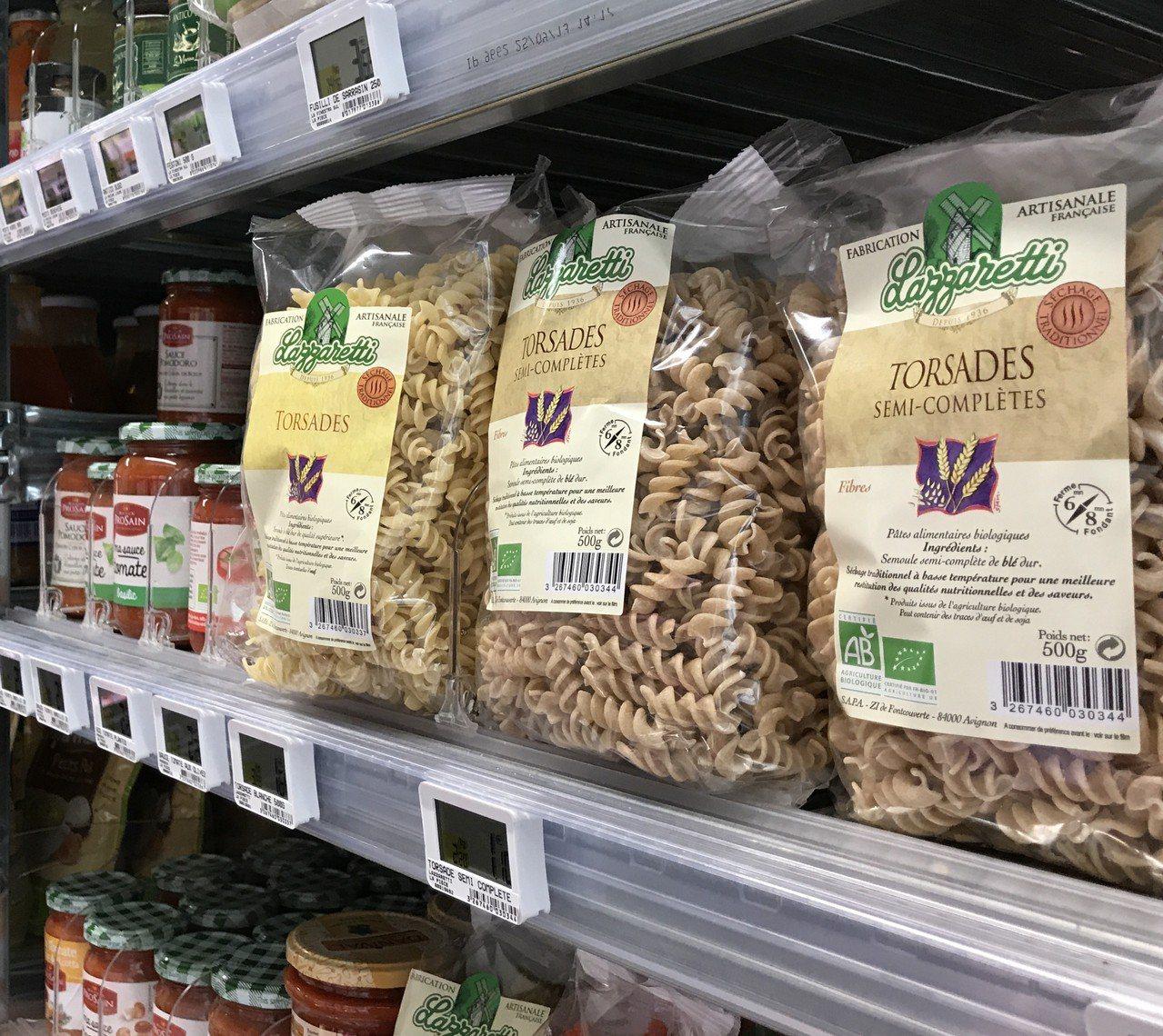 法國為打擊浪費食物,立法規定商場把未能售出的食物捐贈給慈善團體。關注剩食議題的法...