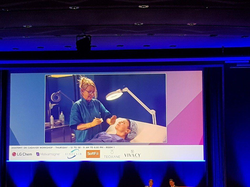 雲端網路興起,世界美容醫學會議(IMCAS) 用高解析度的視訊會議進行,全球醫師...