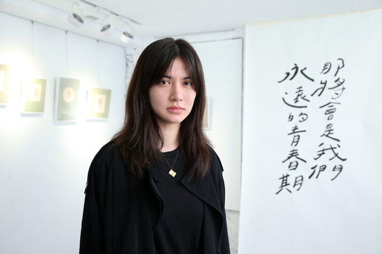 「今晚我是手」吳季禎。圖/記者陳立凱攝影