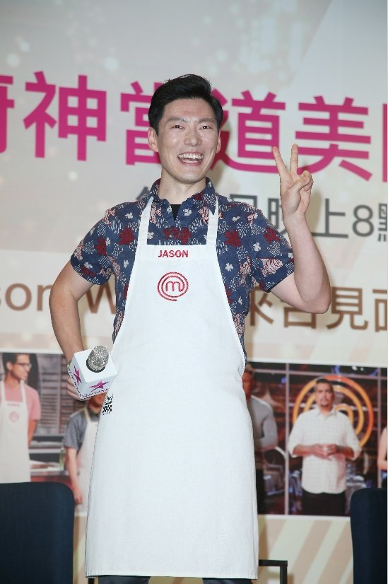 王凱傑來台舉辦粉絲見面會。記者陳瑞源/攝影