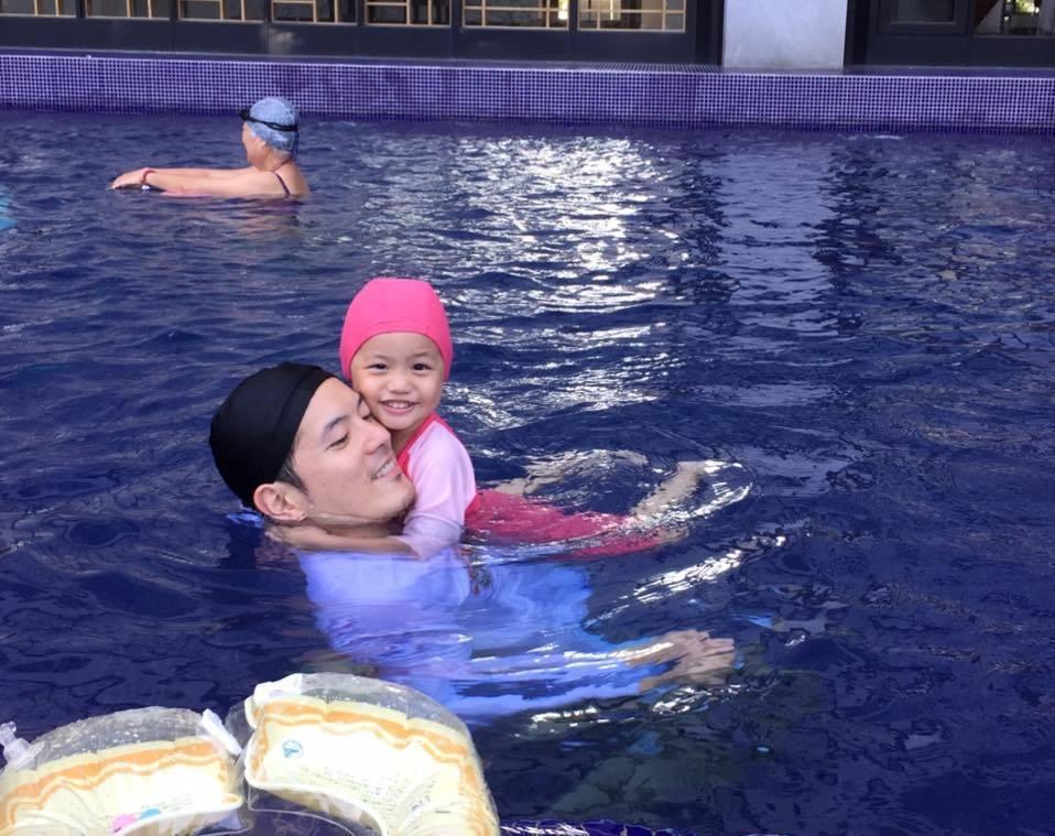 宥勝和女兒感情仍是很好。圖擷自宥勝臉書