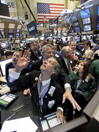 全球景氣向上的勢頭仍延續,股市多頭有基本面支撐也可持續。 (美聯社)