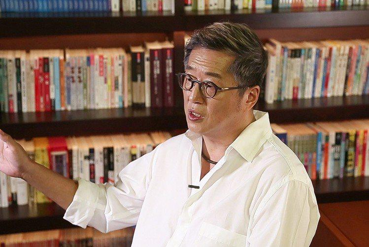 王偉忠本身是電視史一頁傳奇。圖/記者陳立凱攝影