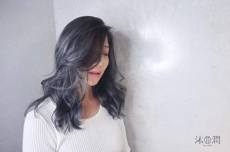 髮型創作/Mayko 。圖/HairMap美髮地圖提供