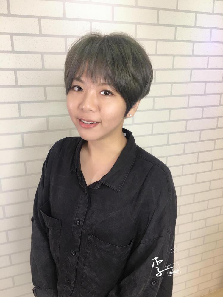 髮型創作/李歐 。圖/HairMap美髮地圖提供