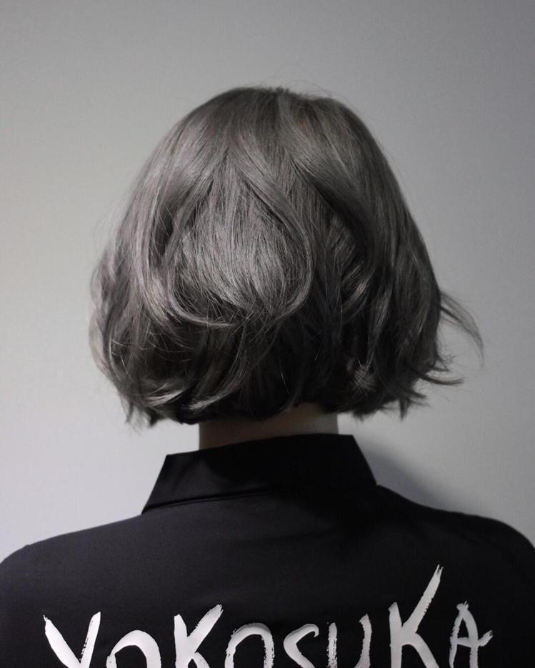 髮型創作/T.F.A Kreo 。圖/HairMap美髮地圖提供