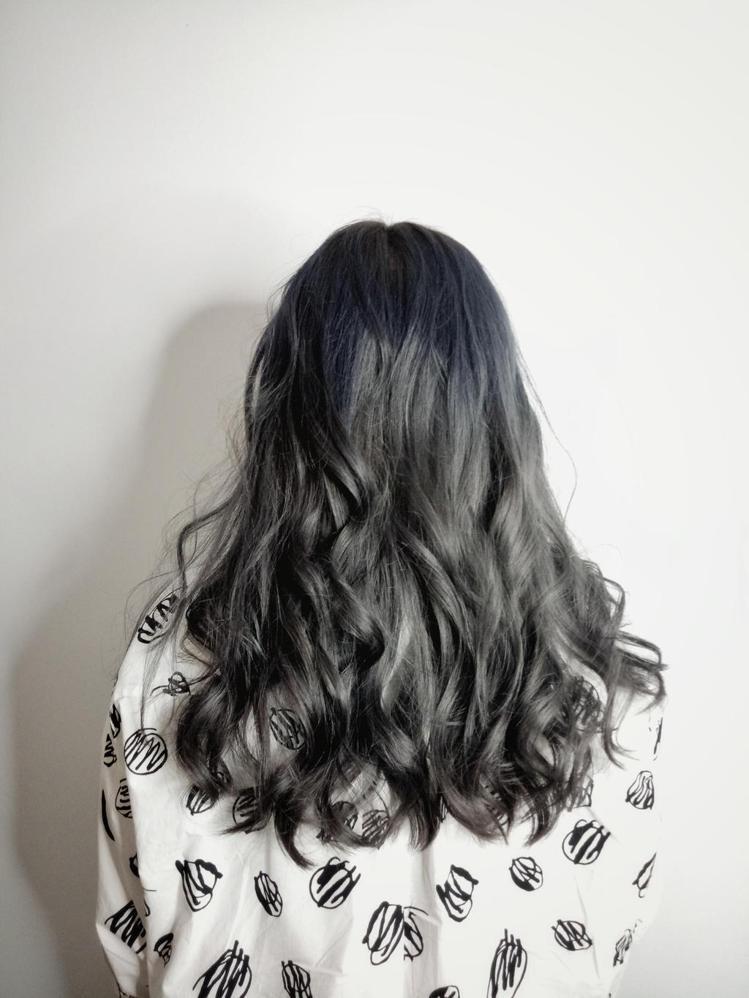 髮型創作/WEI 。圖/HairMap美髮地圖提供