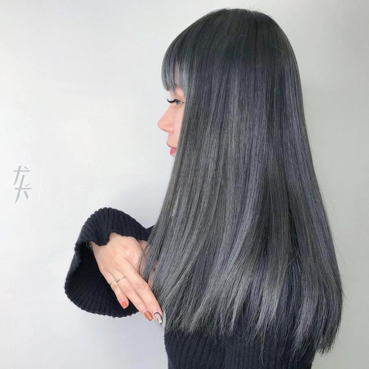 髮型創作/Yuki Wu。圖/HairMap美髮地圖提供