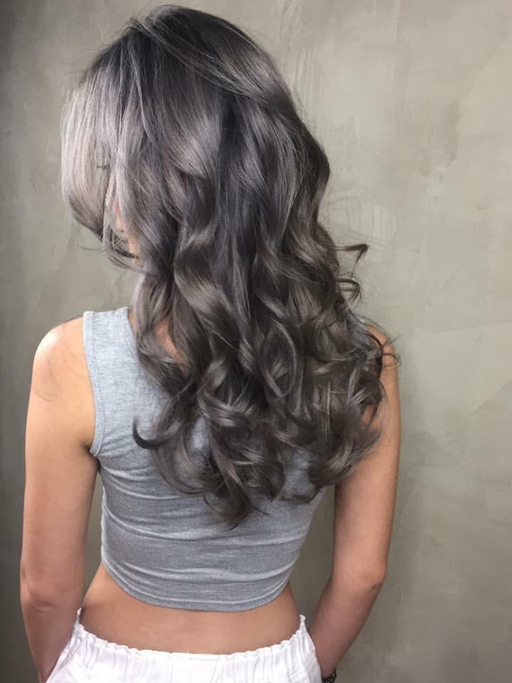 髮型創作/ Sasa_giltz 。圖/HairMap美髮地圖提供