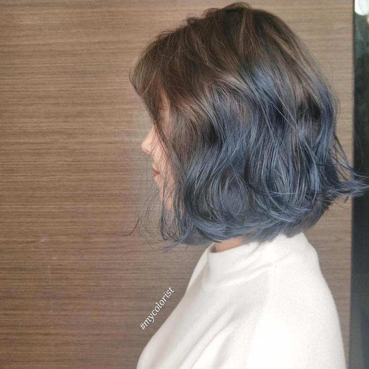 髮型創作/艾瑞克。圖/HairMap美髮地圖提供
