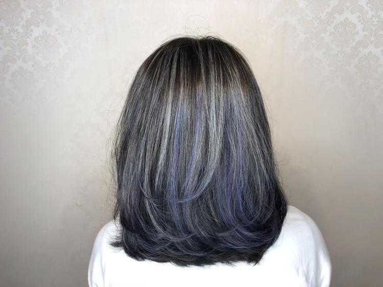 髮型創作/tingxu。圖/HairMap美髮地圖提供