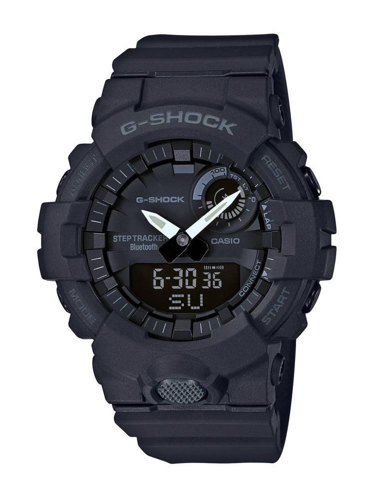 G-Shock G-Squad系列GBA-800-1A腕表,約4,200元。圖/...