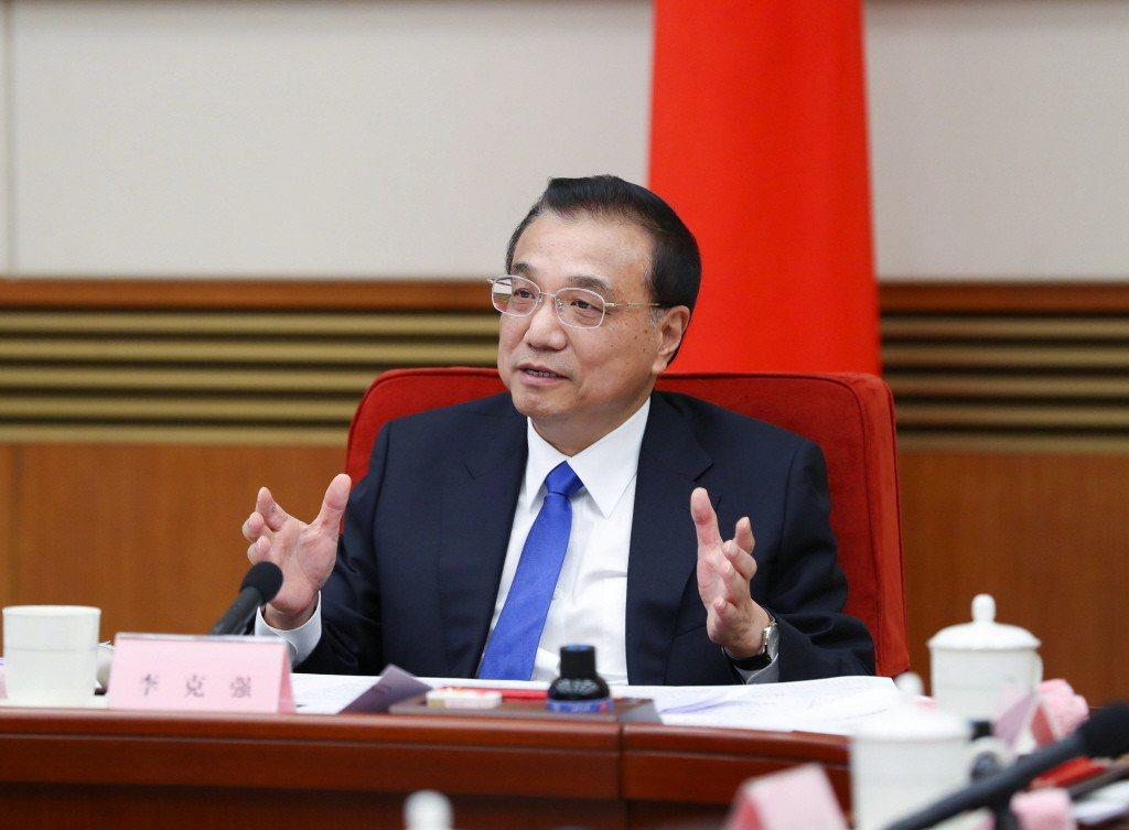 中國總理李克強。中新社