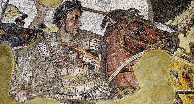 亞歷山大的繼承權?希臘14萬人抗議馬其頓「盜用」國名