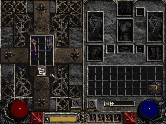 在《暗黑破壞神II》中,合成維特之腳和傳送書,就會跑出一個隱藏的乳牛關卡