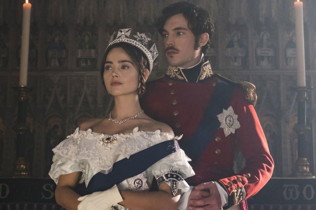 「維多利亞女王」在英國播出時曾創下收視佳績。圖/公視提供