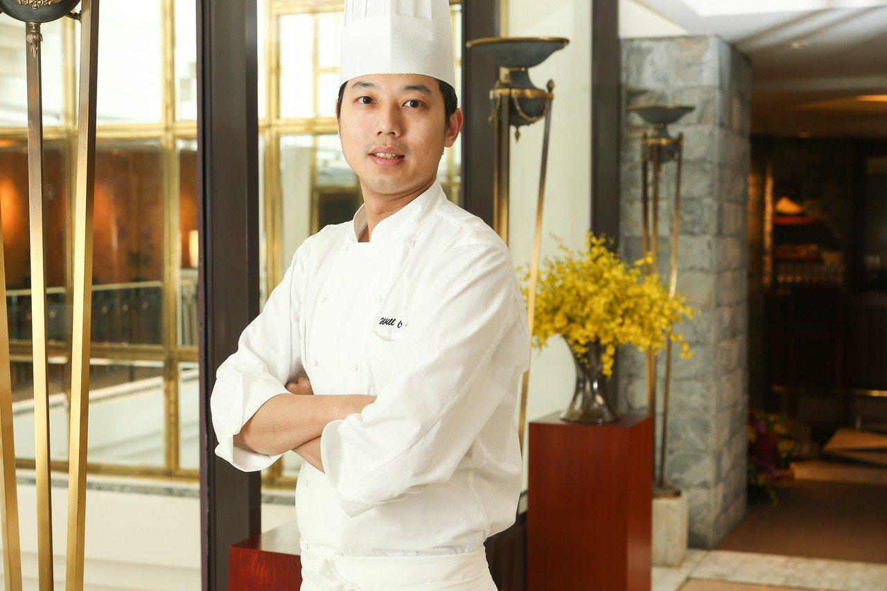 君悅飯店年菜。記者陳立凱/攝影